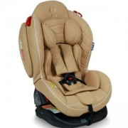 Столче за кола Arthur 0-25 кг. ISOFIX, Lorelli, Beige Leather, 0745137