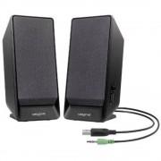 Boxe Inspire A50, 2.0, 1.6W, Negru
