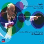 J. Haydn - London Symphonies (0028947555124) (4 CD)