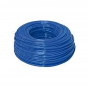 Furtun flexibil polietilena 3 8 ( 9 mm ) albastru