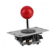 Tradico® TradicoBrand New Classic 8 Way Arcade Game Joystick Ball Joy Stick Red Ball Replacement GD