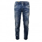 Dondup Brighton Carrot Fit Jeans