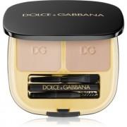 Dolce & Gabbana Emotioneyes Brow Powder Duo kit para unas cejas perfectas tono 1 Natural Blond 2 x 2,7 g