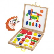 New Classic Toys Magnetisch vormen spel