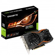 Grafička kartica GeForce GTX1050Ti Gigabyte 4GB DDR5, HDMI/DVI/DP/128bit/GV-N105TG1 GAMING-4GD