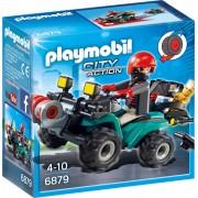 Playmobil City Action, Vehiculul hotului