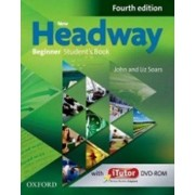 OXFORD New Headway Beginner Student´s Book with iTutor DVD-ROM (4th) - John and Liz Soars