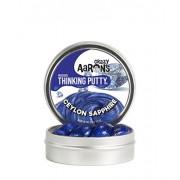 Crazy Aarons Thinking Putty, 1.6 Ounce, Precious Gems Ceylon Sapphire