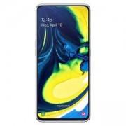Смартфон Samsung Galaxy A80 (SM-A805F) Dual SIM, 6.7 инча FHD+ (1080 x 2400), 8GB/128GB, сребрист, SM-A805FZSDBGL