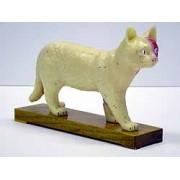 Demonstációs állat / macska