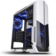 Thermaltake Versa N21 Snow Midi Gaming Case - White