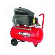 Compresor de aer 8 bar, 1500 W, 24 L Raider RD-AC01