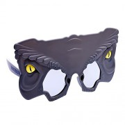 Sun-Staches Costume Sunglasses Lil' Characters Jurassic Park Blue Raptor Party Favors UV400