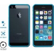 Bumper Nudo All-out iPhone 5 5S SE Azzurro