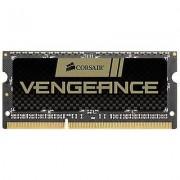Corsair Laptop RAM-geheugen Vengeance® CMSX8GX3M1A1600C10 8 GB 1 x 8 GB DDR3 RAM 1600 MHz CL10 10-10-27