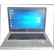 HP Elitebook Folio 9470m használt laptop, Intel Core i5-3437U, 8 GB RAM, 256 GB SSD