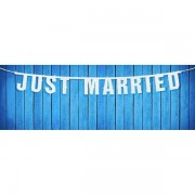 CreativeHobby Baner Just Married 16x170 cm