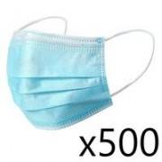 TS Santé 500 Masques chirurgicaux Norme CE / Norme EN14683 / AC2019