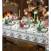 Set decoratiuni Craciun pentru masa-12 persoane
