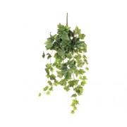 Planta artificiala, iedera curgatoare, L 71 cm, verde