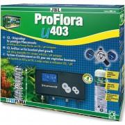 Sistem de fertilizare CO2 JBL ProFlora u403 fara electrod ph