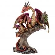 Figurine Dragon : Mère de la forêt de feu