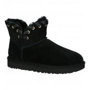 UGG Zwarte Korte Boots UGG Aidah Mini