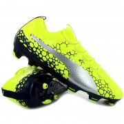 Puma evopower vigor 3 graphic fg yellow - Scarpe da calcio
