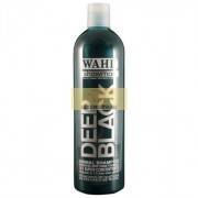 Wahl Deep Black sampon - Fekete bundára 500ml