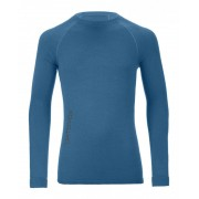 Ortovox 230 Merino Competition Long Sleeve M - tričko Barva: blue sea, Velikost: L