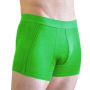 Buddha Boxers Sustainable Comfortable Minimal Trunk Underwear Green