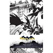 DC Comics: Batman Hardcover Ruled Journal: Artist Edition: Greg Capullo/Insight Editions