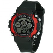 Crude Smart Mini Digital Watch-rg497 with Adjustable PU Strap - For Kid's (Girl's Boy's)
