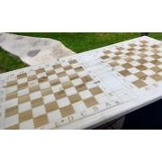 Tablă de klotz din lemn