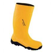 Arnold Potthoff GmbH&Co.KG Schuhfachgroßhandel Bottes de sécurité Purofort+ Full Safety T. 45 jaune polyuréthane S5 CI SRC EN I