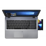 "Asus X542UQ-DM117 Intel Core i3-7100U/15.6""FHD/8GB/1TB/GF 940MX-2GB/DVD-RW/Linux/Dark grey"