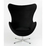 Replica Egg Chair-Black