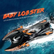 Remote Control Boat 2.4Ghz Lobster Racing Boats For Boys And Girls