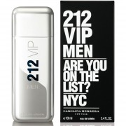 212 VIP de Carolina Herrera Eau de Toilette 100 Ml