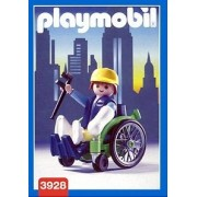 Playmobil Hospital: with Patient Wheelchair