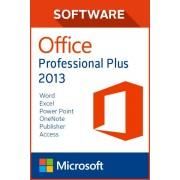 Microsoft Office Pro Plus 2013 - 1 user PC