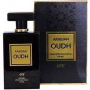 Cfs Arabian Oudh Eau De Parfum - 100 Ml (For Boys Girls)