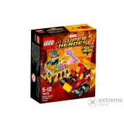 LEGO® Super Heroes Min Mighty Micros Iron Man contra Thanos 76072
