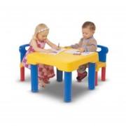 Mesa de Actividades Infantil MyToy Didactica con 2 Sillas