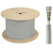 100 Meter CAT6 Roll Pure Copper Gigabit STP Ethernet Network Cable