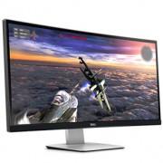 Dell UltraSharp 34 Curved Monitor U3415W - 86.5cm(34) Black EURC