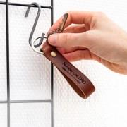 smartphoto Nyckelring i läder