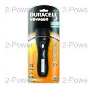Duracell VOYAGER Ficklampa 2 x D Size 5 LED