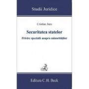 Securitatea statelor. Privire speciala asupra minoritatilor - Cristian Jura