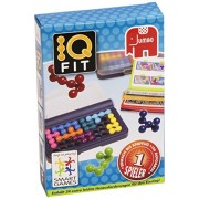 Smart Games IQ Fit Brainteaser Travel Game